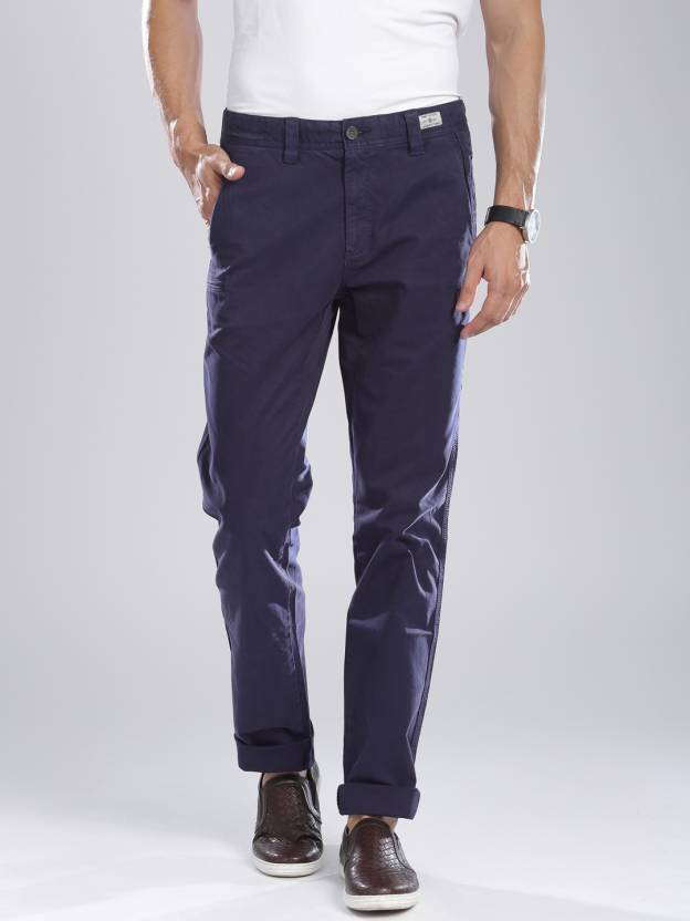 d61ed9d2 Tommy Hilfiger Slim Fit Men's Blue Trousers - Buy EVENING BLUE-PT Tommy  Hilfiger Slim Fit Men's Blue Trousers Online at Best Prices in India |  Flipkart.com