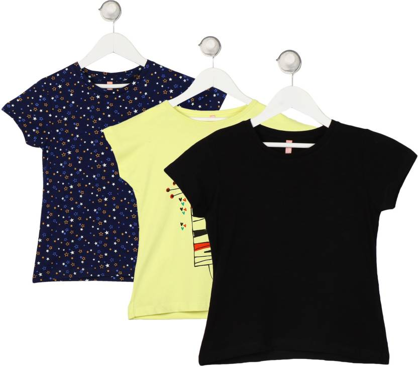 Bare Kids S Printed Cotton T Shirt
