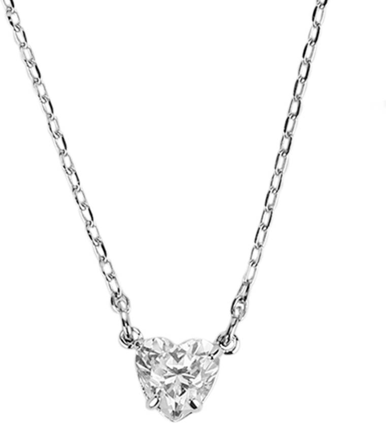 dec435b7a Swarovski Metal Necklace Price in India - Buy Swarovski Metal Necklace  Online at Best Prices in India | Flipkart.com
