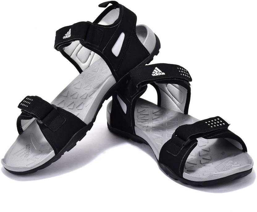 6060d87f2 ADIDAS Men BLACK PRESIL Sports Sandals - Buy BLACK PRESIL Color ADIDAS Men  BLACK PRESIL Sports Sandals Online at Best Price - Shop Online for  Footwears in ...