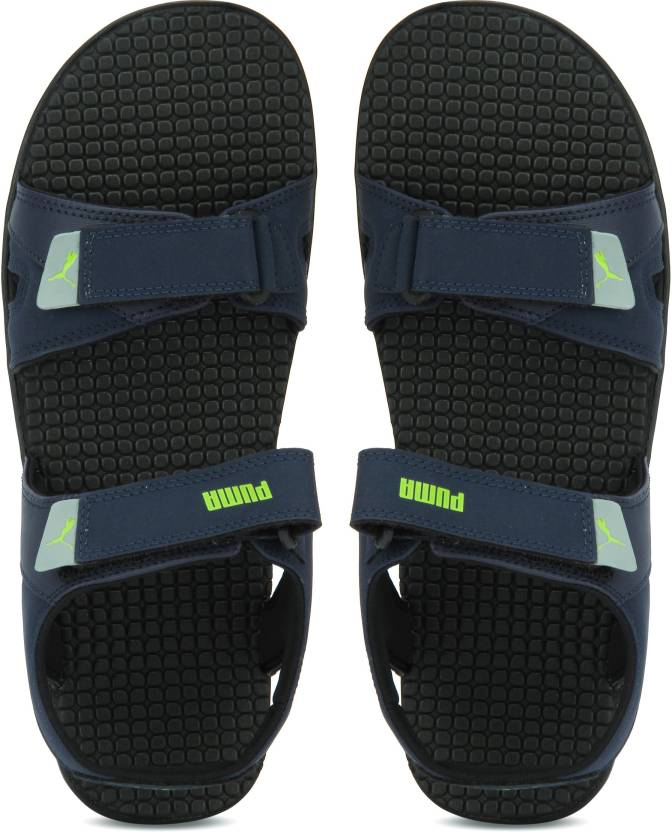 a7928001a29 Puma Men Peacoat-Quarry-Limepunch Sports Sandals - Buy Puma Men  Peacoat-Quarry-Limepunch Sports Sandals Online at Best Price - Shop Online  for Footwears in ...