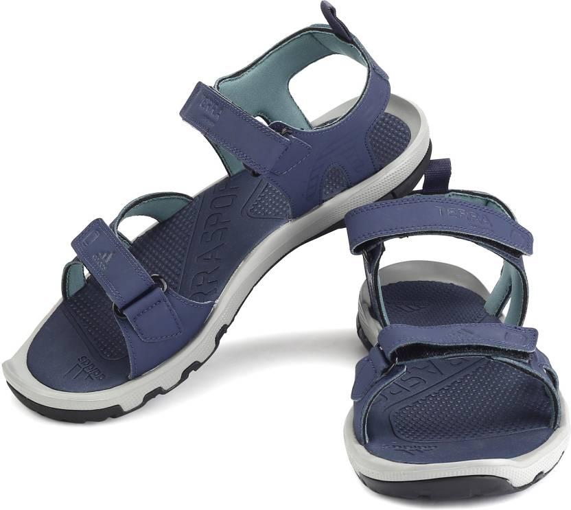 25a4a3cfa3e43 ADIDAS Men TRABLU RAWGRN SILVMT Sports Sandals - Buy ADIDAS Men TRABLU  RAWGRN SILVMT Sports Sandals Online at Best Price - Shop Online for  Footwears in ...