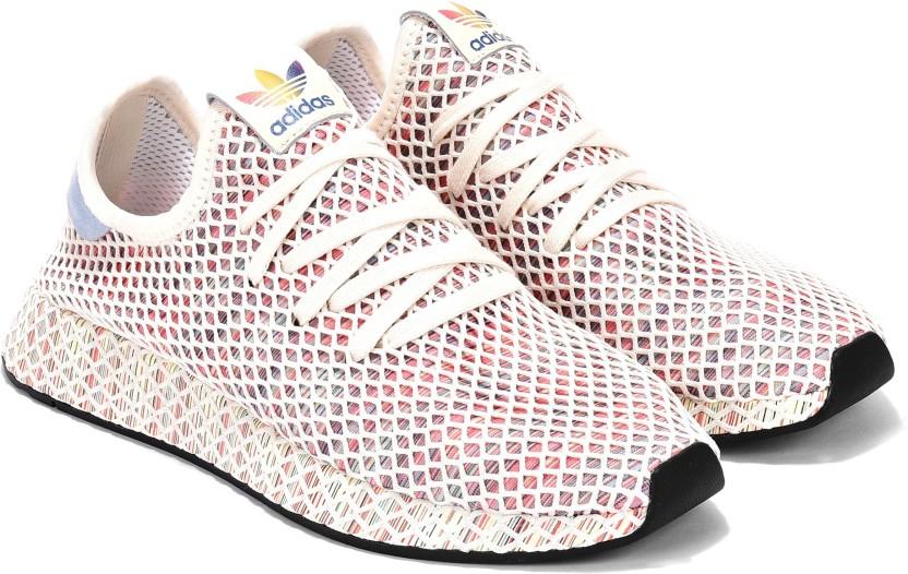 new product 25ce9 7b0e5 ... multi cm8474 dac29 bd55c promo code adidas originals deerupt pride gym  training shoes for men c805a fcb49