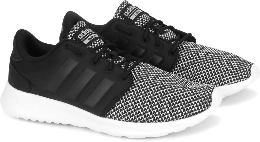 da76a03b8d53e0 Adidas Core CF QT RACER W Running Shoes For Women - Buy CBLACK ...