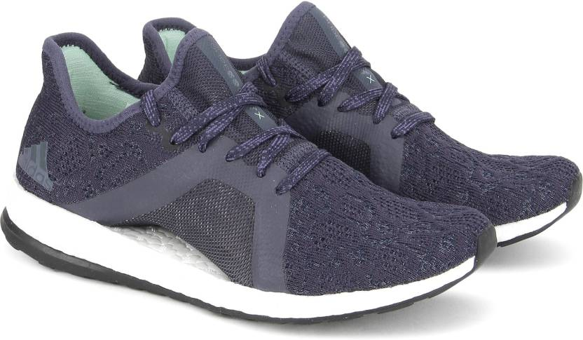 a086acd9063bd4 ADIDAS PUREBOOST X ELEMENT Running Shoes For Women - Buy TRABLU ...