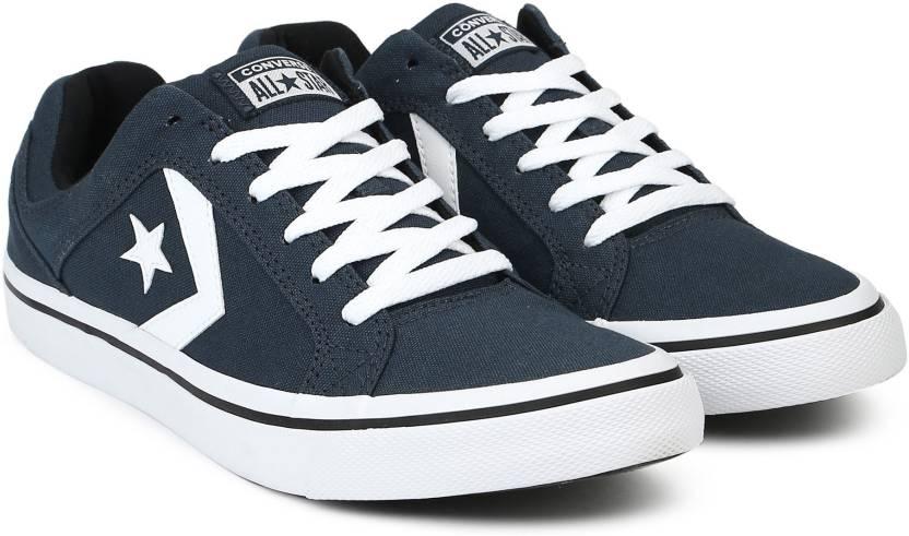 8a2381234cc7 Converse Cons El Distrito Sneakers For Men - Buy NAVY WHITE BLACK ...