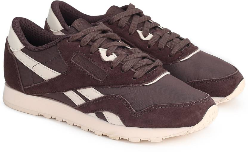 64a93d5c9fd REEBOK CLASSICS CL NYLON Sneakers For Women - Buy ALMOST GREY PALE ...
