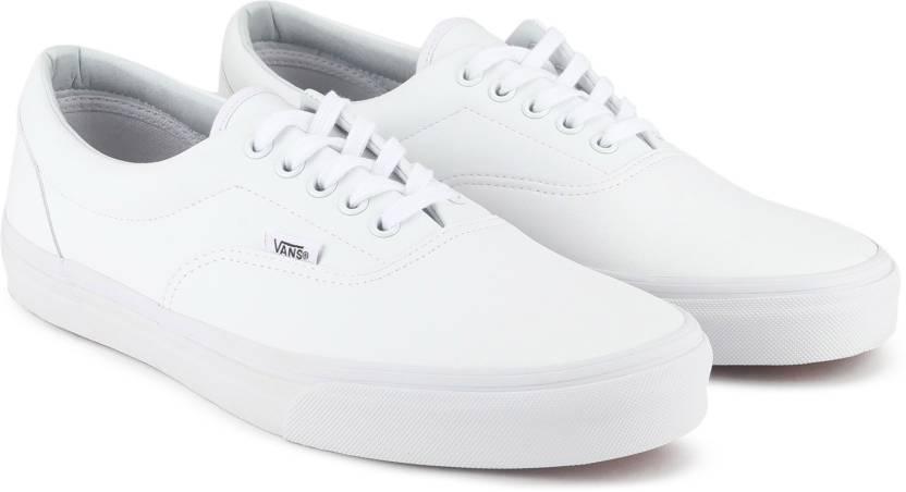 Vans Era Sneakers For Men - Buy (Classic Tumble) True White Color ... 5d3604b9a