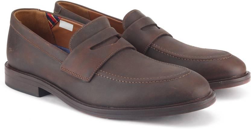1b05467eae0 Bostonian Mckewen Step Brown Leather Slip On For Men - Buy Bostonian ...