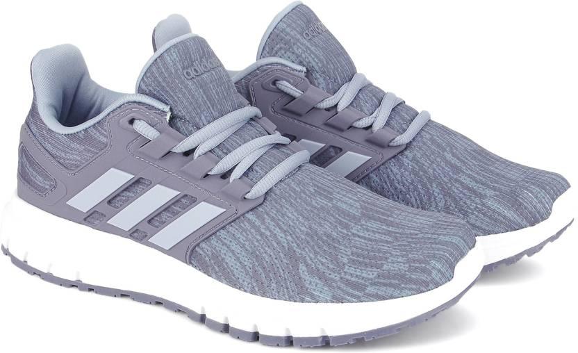free shipping 44de5 d2557 ADIDAS ENERGY CLOUD 2 W Running Shoes For Women (Blue)