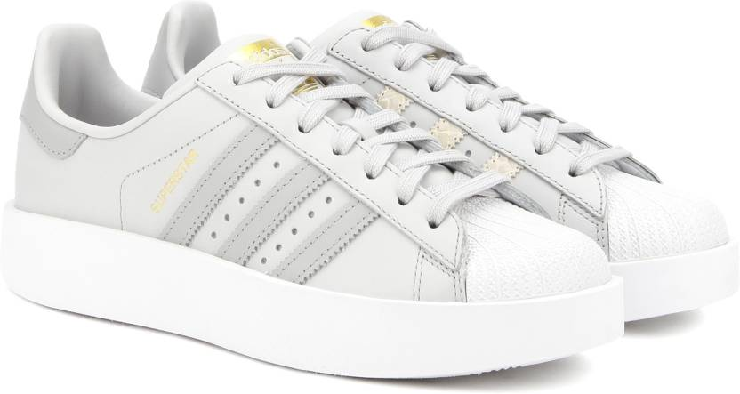 407943ce230 ADIDAS ORIGINALS SUPERSTAR BOLD W Sneaker For Women - Buy GREONE ...