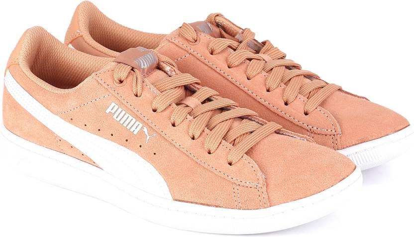Puma Puma Vikky Sneakers For Women - Buy Dusty Coral-Puma White ... 92841efa6