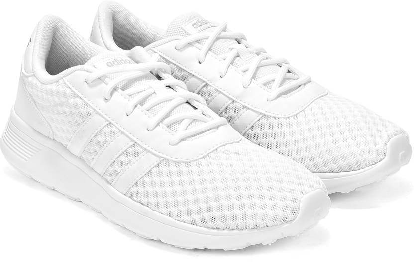 ADIDAS LITE RACER Running Shoes For Women - Buy FTWWHT FTWWHT MSILVE ... c5352c978