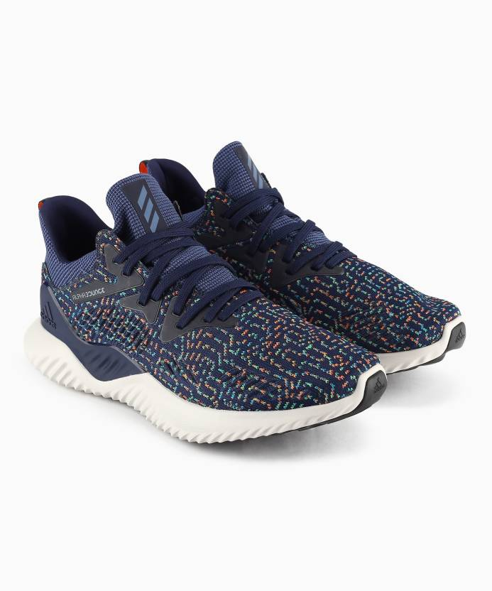 best website a082a 29365 ADIDAS ALPHABOUNCE BEYOND CK M Running Shoes For Men (Blue)