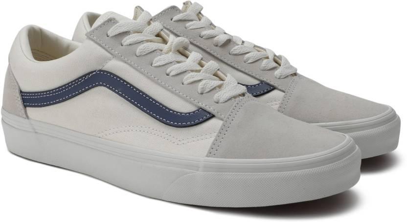5da8cd66f4afec Vans Old Skool Sneakers For Men - Buy vintage white vintage indigo ...