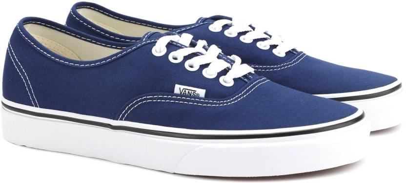 300052de12 Vans Authentic Sneakers For Men - Buy estate blue/true white Color ...