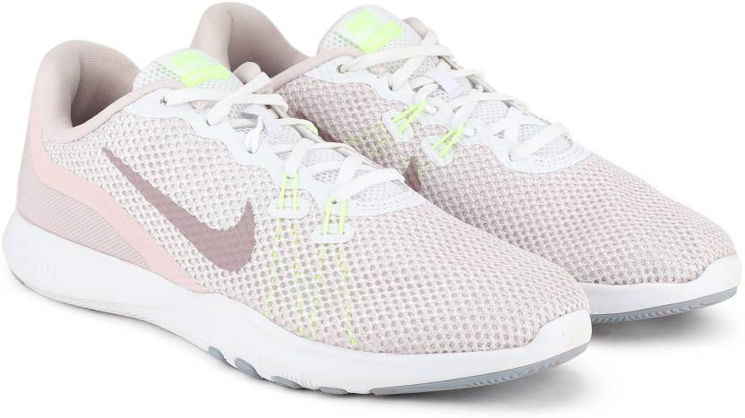 new styles bbc95 4e875 Nike W NIKE FLEX TRAINER 7 Running Shoes For Women (Pink)