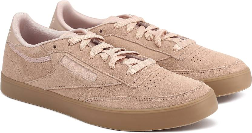 fed2b5fc843 REEBOK CLASSICS CLUB C 85 FVS Sneakers For Women - Buy BARE BEIGE ...