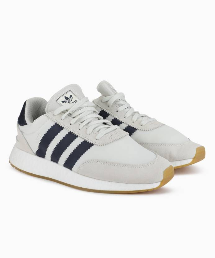 finest selection 05df1 485b5 ADIDAS ORIGINALS I-5923 Running Shoes For Men (White)