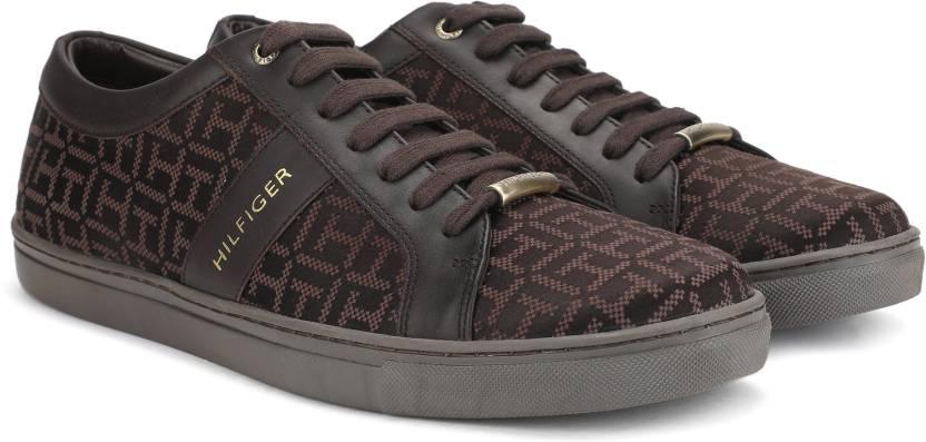 8536016ea Tommy Hilfiger SEASONAL JACQUARD Sneakers For Men - Buy Tommy ...