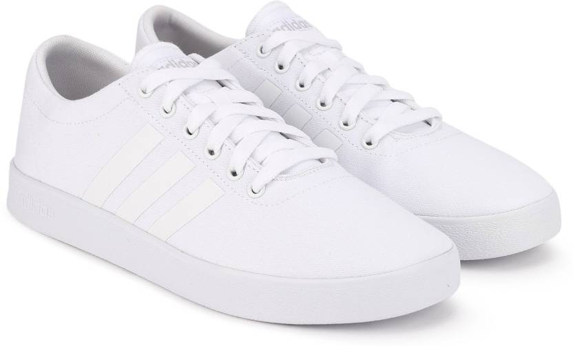 new style 0c8cd 74804 ADIDAS EASY VULC 2.0 Sneaker For Men (White)