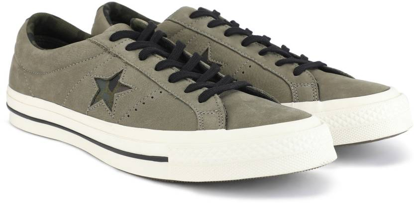 c7b498813996 Converse One Star Ox sneakers For Men - Buy DARK STUCCO EGRET HERBAL ...