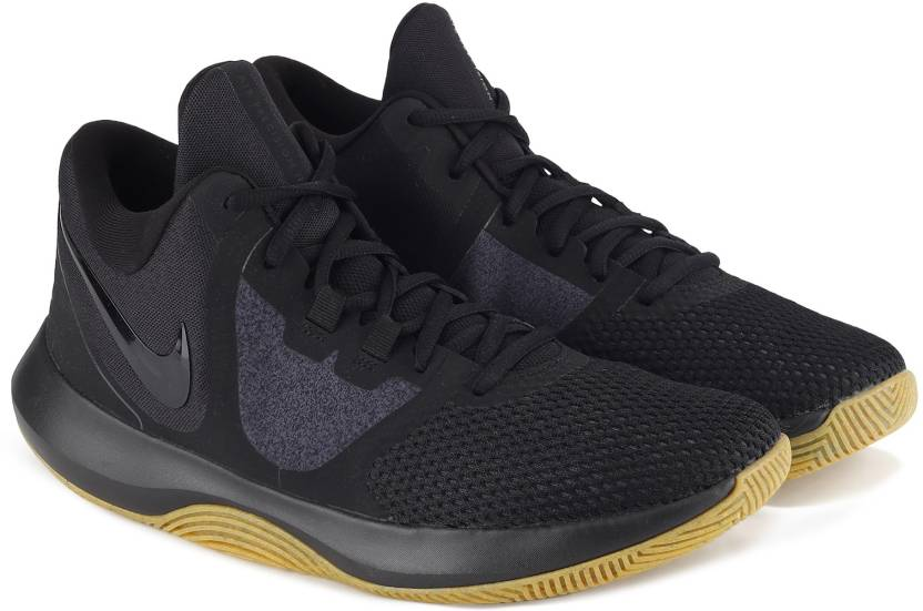 new styles 412da 50b2e Nike AIR PRECISION II Basketball Shoes For Men (Black)