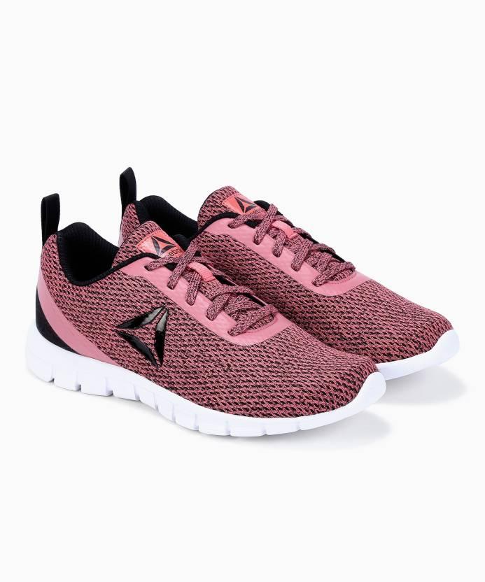 43edd253802 REEBOK ZOOM RUNNER LP Running Shoes For Women - Buy FIRE CORAL   WHT ...