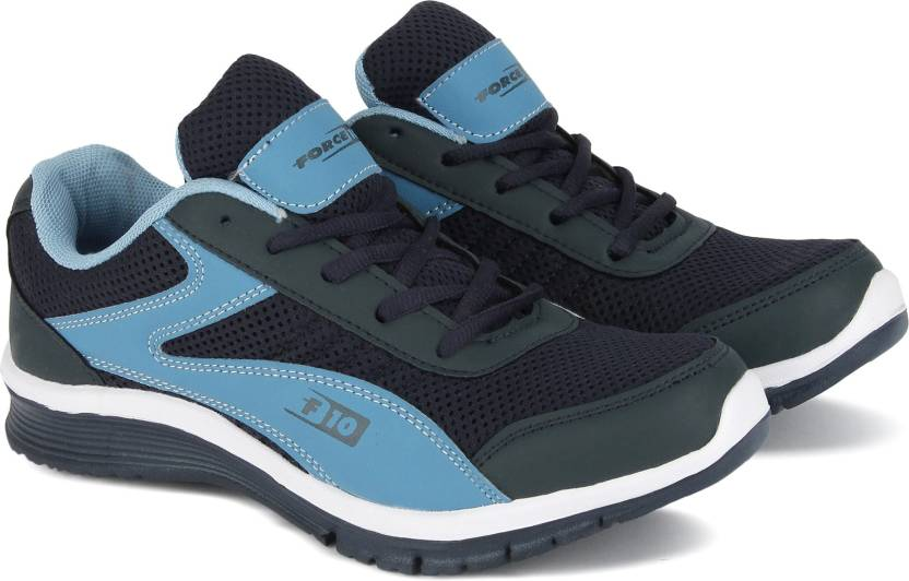 971056069 Force 10 by Liberty GRV-012 Running Shoes For Women - Buy Blue Color ...