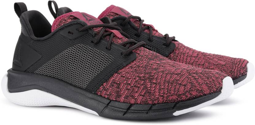 3c9b1e748c9daa REEBOK REEBOK PRINT RUN 3.0 Running Shoes For Women - Buy BERRY COAL ...