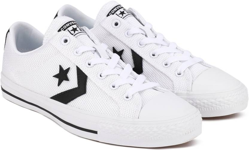 576fae43ebdb89 Converse Star Player II Sneakers For Men - Buy WHITE BLACK WHITE ...
