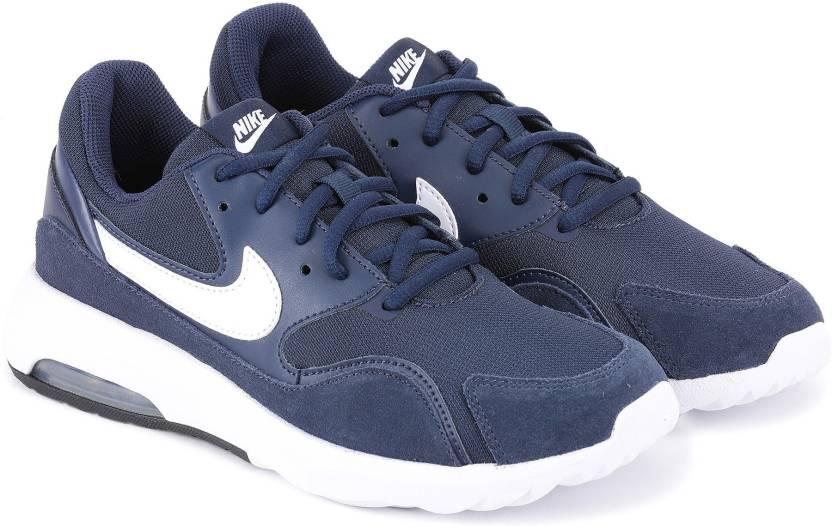 official photos d2295 9e93d Nike NIKE AIR MAX NOSTALGIC Running Shoes For Men (Blue)