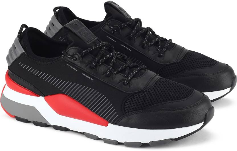 official photos b94c7 5c121 Puma RS-0 Play Sneakers For Men (Black)