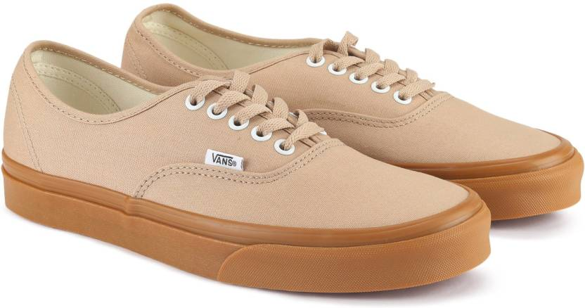786cce5bd09 Vans Authentic Sneakers For Men - Buy sesame gum Color Vans ...