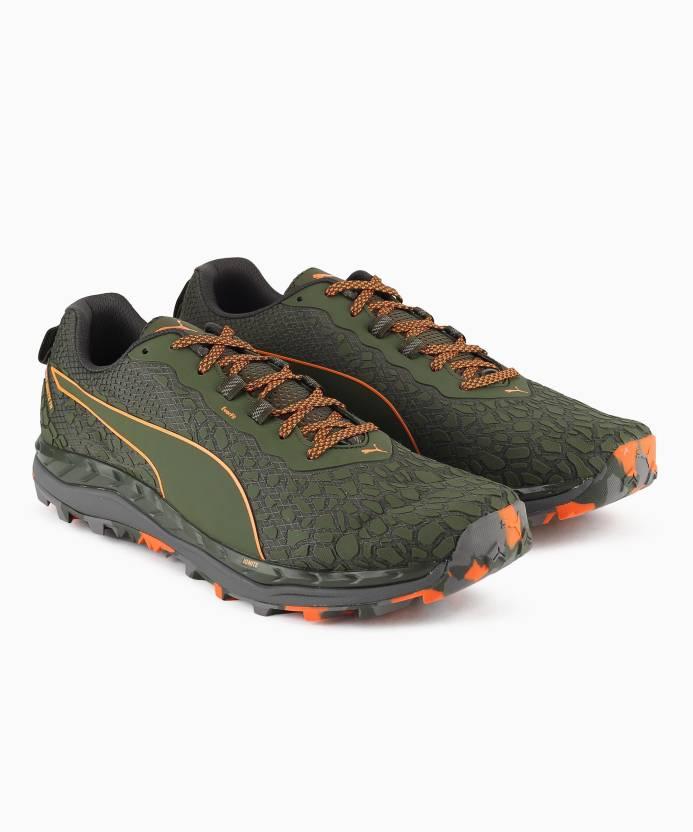 Puma Speed IGNITE Trail 2 Hiking   Trekking Shoes For Men - Buy Puma ... 9faebe5b2