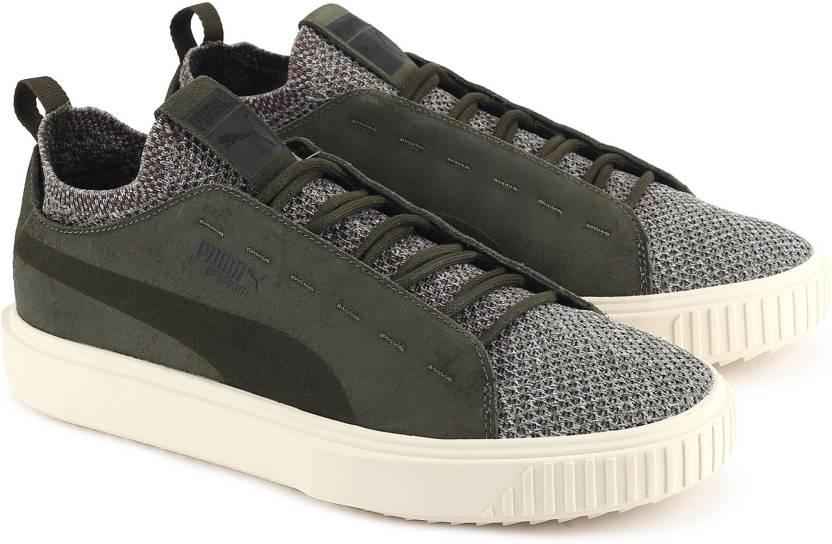 c1625a020512 Puma PUMA Breaker Knit Baroque Sneakers For Men - Buy Puma PUMA ...