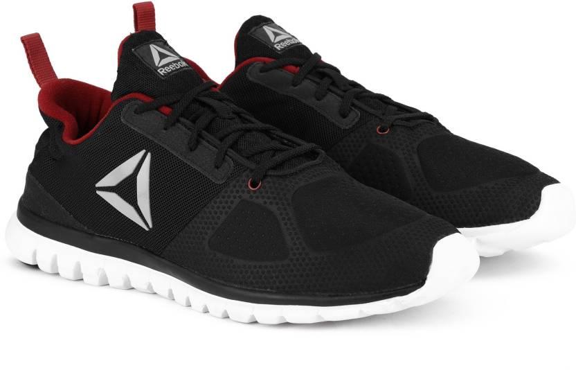 8c760b6e64e6ed REEBOK SUBLITE AIM PLUS Running Shoes For Men - Buy BLACK RICH MAGMA ...