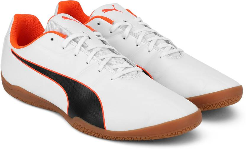 cheap for discount 1db49 257b1 Puma Classico C II Sala Football Shoe For Men (White)