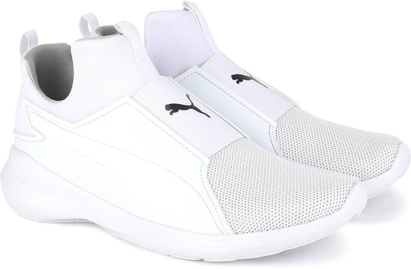 951845763a0 Puma Puma Rebel Mid Core Sneakers For Women (White)