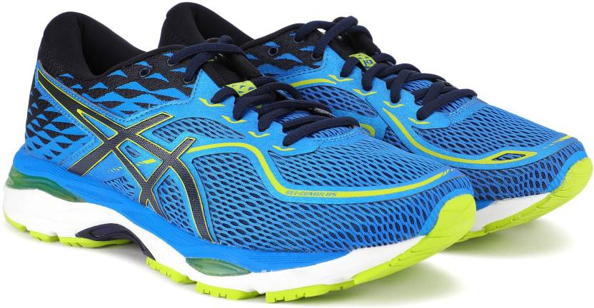8c6d0bca9690 Asics GEL-CUMULUS 19 Running Shoes For Men - Buy DIRECTOIRE BLUE ...