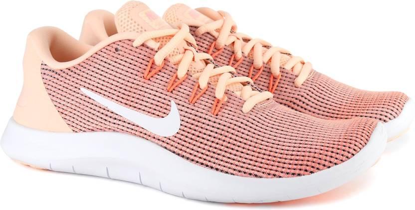 fd11906ee1851 Nike WMNS NIKE FLEX 2018 RN Running Shoes For Women - Buy CRIMSON ...