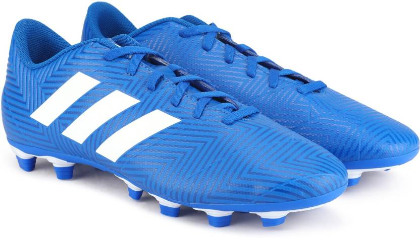 42e588e8bc8d ADIDAS NEMEZIZ 18.4 FXG Football Shoes For Men - Buy ADIDAS NEMEZIZ ...