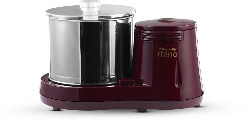 Butterfly Rhino 2 Ltr Wet Grinder  (Red) at Flipkart ₹3,149