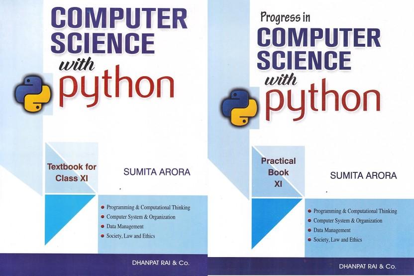 Cbse Class 11 Computer Science Book