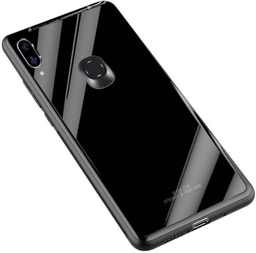 wholesale dealer 79f72 ec3a9 AGEIS Back Cover for Mi Redmi Note 5 Pro (Toughened Glass Case ...