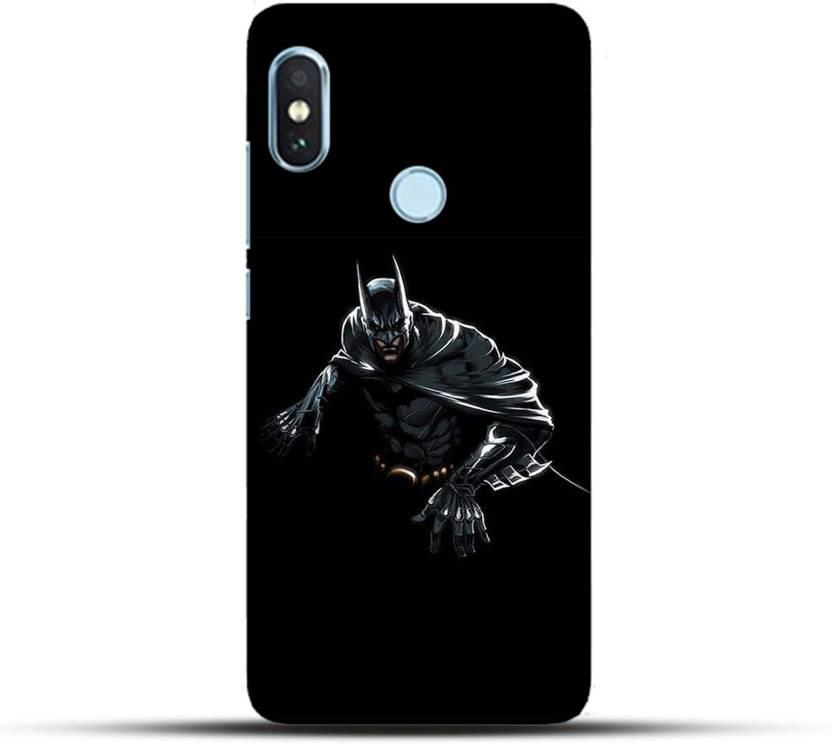 online store 8314b 94a99 Pikkme Back Cover for Batman Xiaomi Redmi Note 5 Pro - Pikkme ...