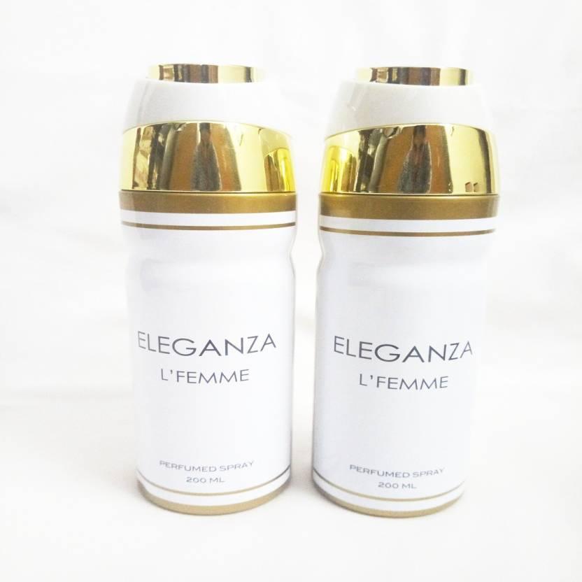 ... 0cb51 176da ARQUS ELEGANZA Perfume Body Spray - For Women entire  collection ... ad96dfd13