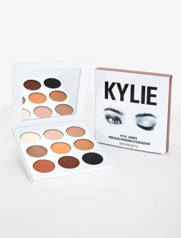 Kylie Jenner The Bronze Palette Kyshadow 12 g (Multi Colour)