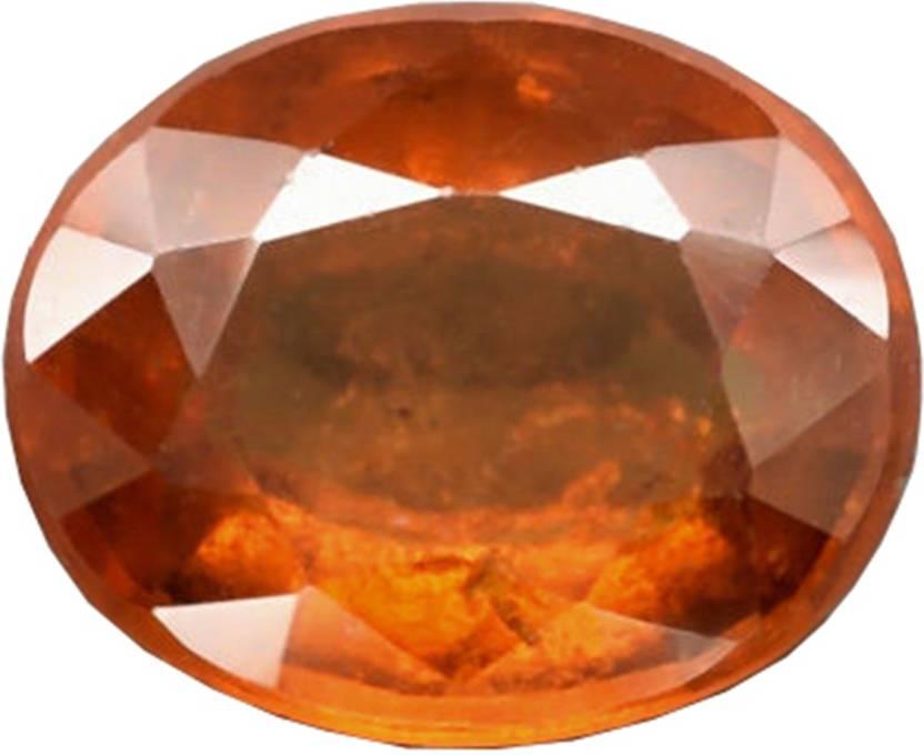 Getgemstones Brown Cut Natural Gemstone Price in India - Buy