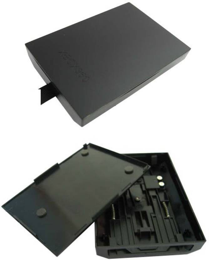 ZEEPEE xbox 360 hard disc case 4 cover Price in India - Buy